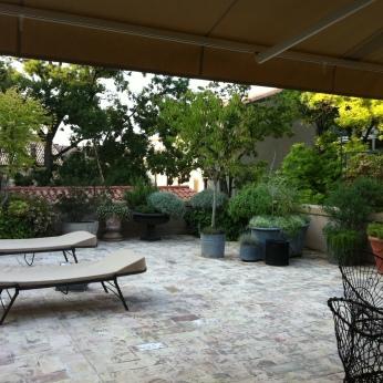 appartamento signorile- terrazza giardino