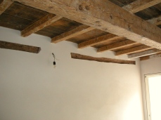 soffitto originale restaurato