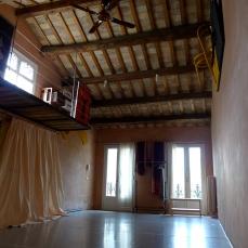 sala per classe di danza