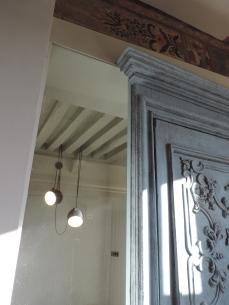 Place des Vosges il gioco delle trasparenze