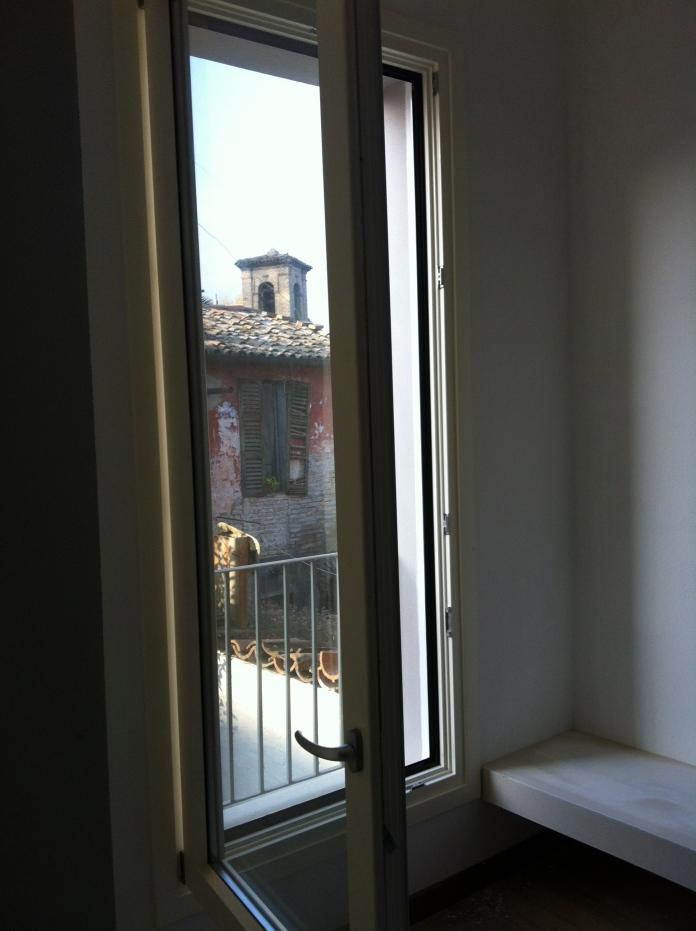la finestra su San Vitale