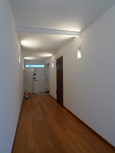 corridoio d'ingresso
