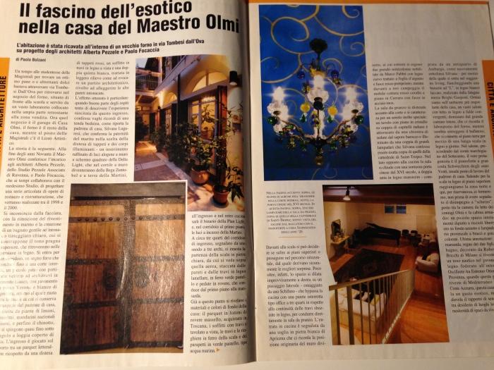 rivista Trova Casa dicembre 2005
